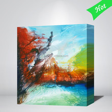 Interior Decoration Items abstract oil painting on canvas