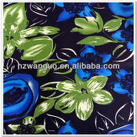 100% combed african hitarget real wax printed fabric made in China