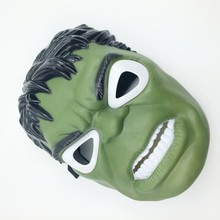 WH-055 Yiwu Caddy The Green Giant Hulk Movie Mask Good Gifts For The Movie Fans,Halloween Latex Mask