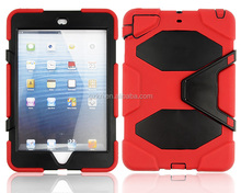 Protective case cover for Mini 3 iPad with the screen protector