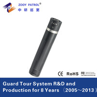Waterproof Active Guad Control/USB Guard Tour System