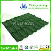 Protective Layers Color Granule Roofing Tile / Roofing Material