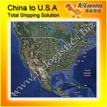 Shanghai 20ft container shipping to Long Beach,USA