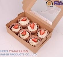 OEM printed buying box food to go packaging