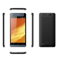 Android Mobile Phone 5inch 2 SIM slots Dual Core 3G Cheap Low end Phone