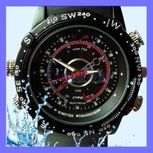 8GB Waterproof USB Digital Video Voice Recorder Watch