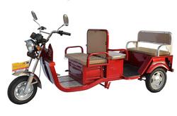 Electric 3-wheel motorcycle