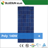 Bluesun most popular and best price poly solar panels 140W