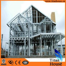 Luxury Modern Design China Manufacture Supplier Low Cost Steel Structure Prefab Houses Best Price