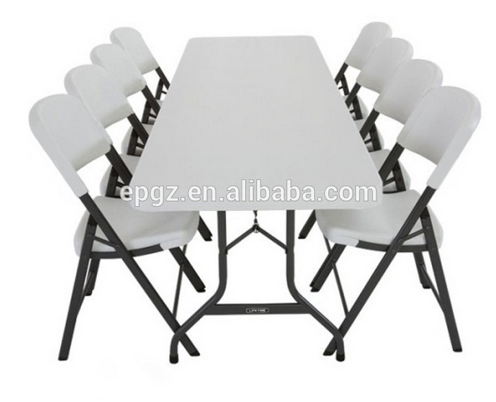 Seater Cheap Sale Modern School Pe Plastic Dining Table And Chair - Dining table and chair set sale