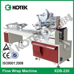 Automatic Flow Lollipop Wrapping Machine