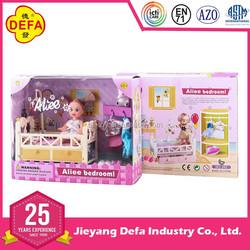 Hot new products for 2015 little girl doll models lovely little girl dolls