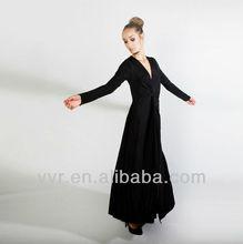 2013 mode femme noire de demoiselle d'honneur robe maxi