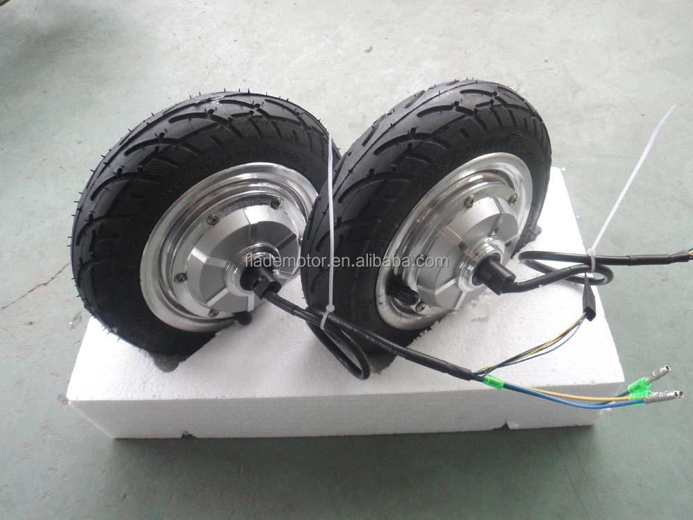 24v 48v Dc 24v Or 36v Or 48v 400 1500rpm Hub Motors From