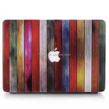 Wholesale Factory OEM Wood Pattern Hard PC Laptop Cover Case for Macbook 12 inch, For Macbook 12 inch Laptop Case