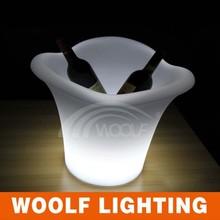 Best selling illuminated bar waterproof led lighting bucket furniture with handle