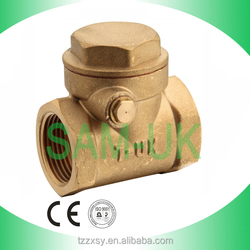 high quality gate check valve export from shanghai