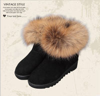 2013 new arrival russian winter designer snow boots