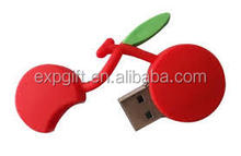Cherry USB Flash Drive / Wild Cherry USB Flash Drive / Fruit USB Flash Drive