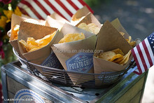 2015 Hot-selling French Fries Paper Bag