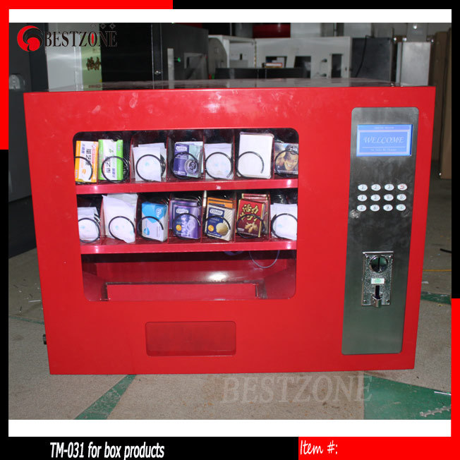 vending machine small