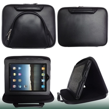New Product With Zipper Design Fancy Tablet Cases For iPad
