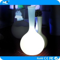 2013 new invention home decoration high tech product led flower pot/led flower vase made in China