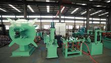 steel square pipe making machine
