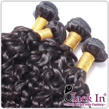Heat Friendly Dyeable Brazilian Virgin Curls Wave Weaves Hair