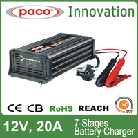 12V 20A Automatic Portable Car Battery Charger MBC1220