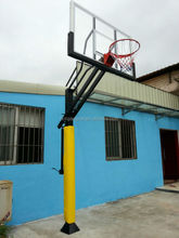 Height Adjustable outdoor Basketball stand