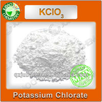 99.5% KClO3 price potassium chlorate for fireworks , Potassium Chlorate for sale