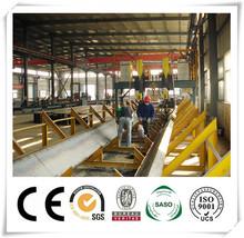 H Beam Gantry Welding Machine / H Beam Production Line