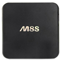 M8 M8S M8C S802 Full Hd Media Player 4K 3D 1080P Android Tv Box Quad Core Box Iptv Account Mag 250 Mag 254 Home Strong Iptv
