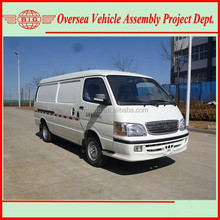 4.92m to 5.35m long rear wheel drive hiace cargo van (gasoline and diesel)