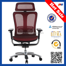 High Quality Modern Bow Mesh Work Chairs