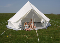 Lowest price large outdoor bells tent for sale,tent factory