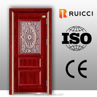 steel security transfer printing door
