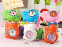 china exported slap silicon watch for wholesale