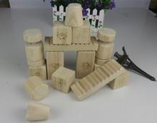 children development of intelligence wooden building blocks