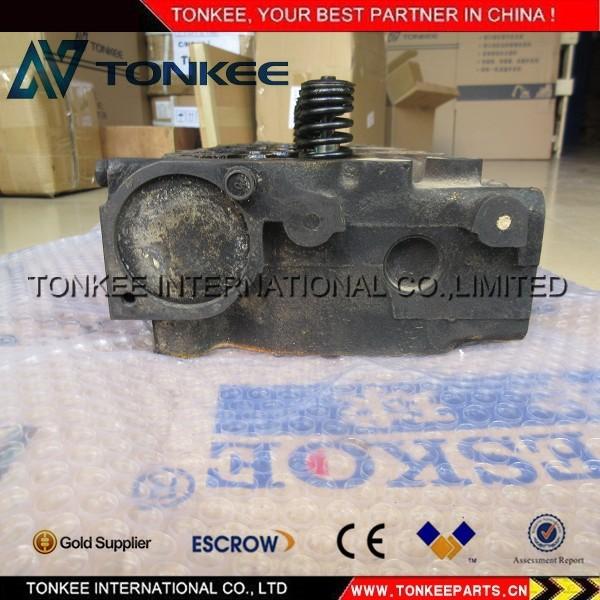 S4KT cylinder head assy for CAT E120B (5).jpg