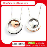jewelry in dubai star imitation jewelry pair pendants for lovers