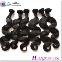 Virgin Hair in StocK hair weaving nets mesh
