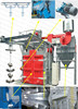 buffing dust-free Promotional durable hook lead shot machine