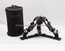 JY75D professional baby video camera tripod