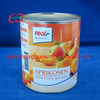 850ml Canned Apricots In Light Syrup,Canned Fruit,Canned food,cannery