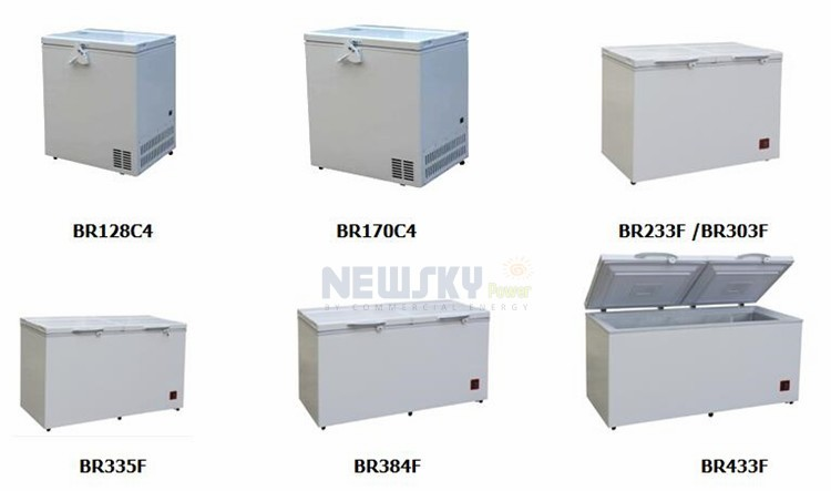 single-temperature freezer 110mm_