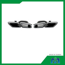PERFORMANCE EXHAUST TIPS MUFFLER FOR BENZ W212 W222 S63 S65 E63 AMG STYLE