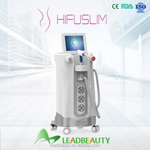 2015 Newest and Hottest High intensity focused ultrasound body slimming vibration machine