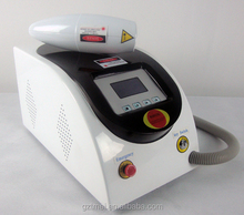Clinic use nd yag laser tattoo remove machine